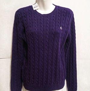 Ralph Lauren Women's Crew Neck Sweater